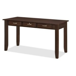 Cambridge Office Table (5FT)_Cappuccino (1)