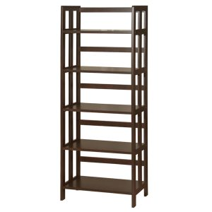 mates 5 tiers bookcase (2)