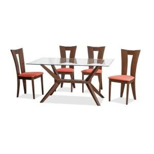Prague Dining Set 1 + 4 (1)