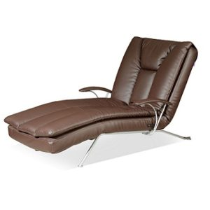Feel KJ6 Recliner Relax-Chair_PU Brown