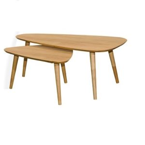 ARCHI Coffee Table + Side Table_Natural (1)