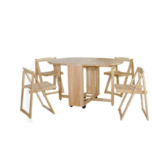 BUTTERFLY (1+4) Dining Set (1)