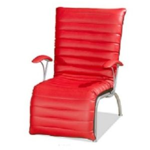 Benco Arm Chair_PU Red