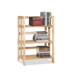 Mates 3 Tier Book Case_Natural (1)