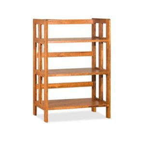 Mates 3 Tier Book Case_Oak (1)
