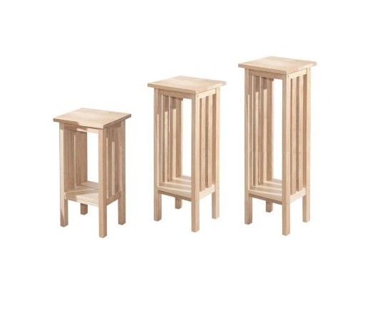 Multipurpose Wooden Stand_Natural (1)