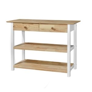 NAGOYA Bar Console Table_Natural White (1)