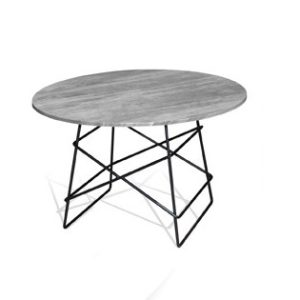WOLF Round Coffee Table_Cement (1)