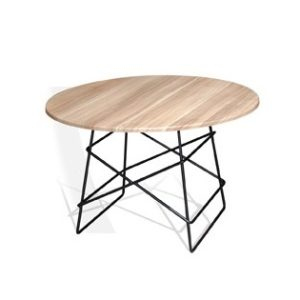 WOLF Round Coffee Table_Plum Natural (1)