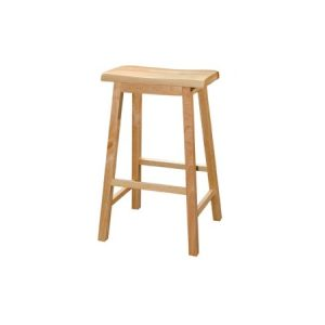 California Bar Stool H29_Natural