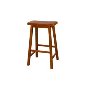 California Bar Stool H29_Oak