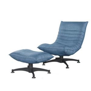 IRIS 1 Seater & 1P (Fabric)_FG 6011-17 Light Blue