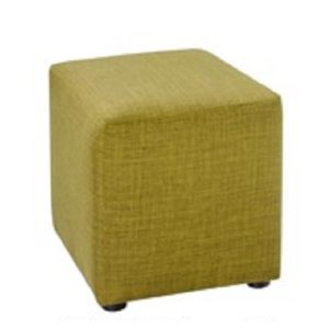 Mary Square Stool_Limeade