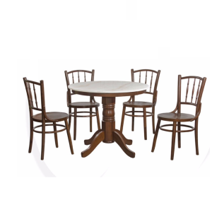 SHANGHAI 3'RD Dining Set (1 + 4)