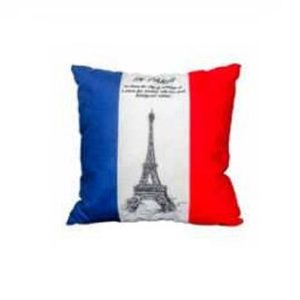 Country Pillow 16 Inch_Paris