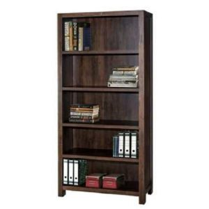 Heritage 3FT Book Case_Cappuccino