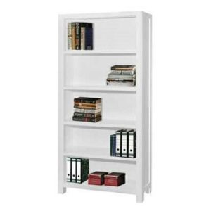 Heritage 3FT Book Case_White