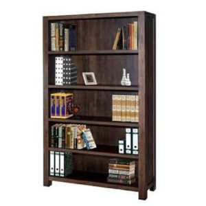 Heritage 4FT Book Case_Cappuccino