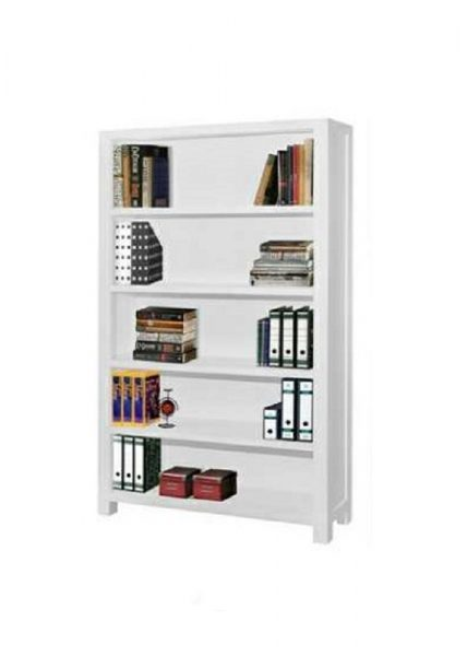 Heritage 4FT Book Case_White