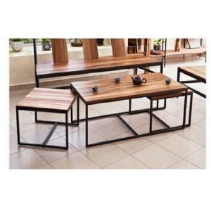 Passion Coffee Table + Side Table