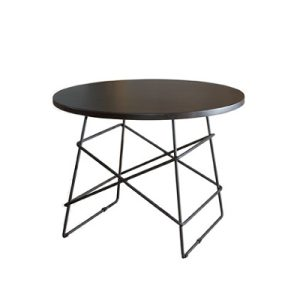 Wolf Coffee Table Wood Round_Cappuccino (2)