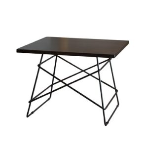 Wolf Coffee Table Wood Square_Cappuccino